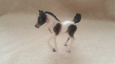 Hagen Renaker Horse Pinto Colt Walking Specialties Figurine New Free Ship 03268