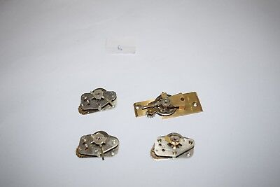 antique carriage  clock escapement platforms parts 6