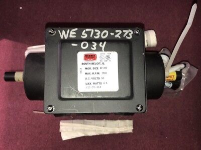 Warner Electric Clutch Break Assembly WE 5130-273-034