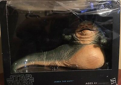 Star Wars The Black Series Jabba The Hutt Action Figure New In Box