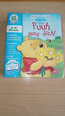 Leapfrog Leap Frog baby pooh mag dich
