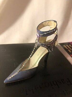 Just The Right Shoe Midnight Mayfly 25446