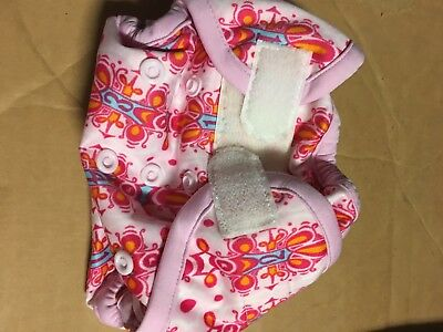 New! Rumparooz  Pocket Newborn Diaper Cover hook and loop - Lux