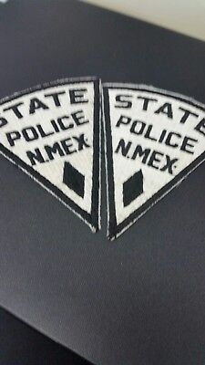 New Mexico State Police Subdued Patch SWAT