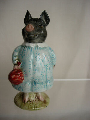 Beswick Beatrix Potter Pig-wig BP3a