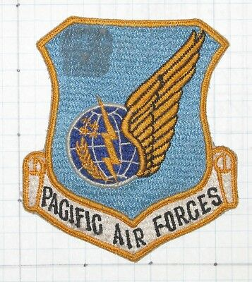 USAF Air Force patch - PACAF, Pacific Air Forces