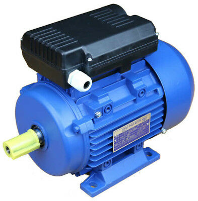 Electric Motor 3KW (4HP), Single Phase, 2 POLE, 2800rpm 3000rpm B3, 230V 240V