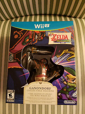 Nintendo The Legend of Zelda Windwaker HD Limited Edition Gamestop NEW & SEALED