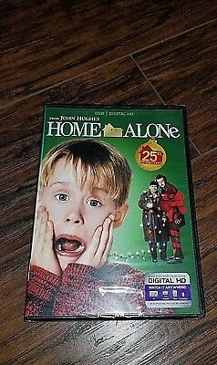 Home Alone 25th anniversary edition  (DVD/Digital HD, 2015)  NEW  ***LOOK***