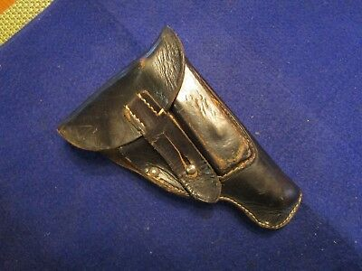 Original German WWII Sauer 38H Holster with marking may fit others Walther PP