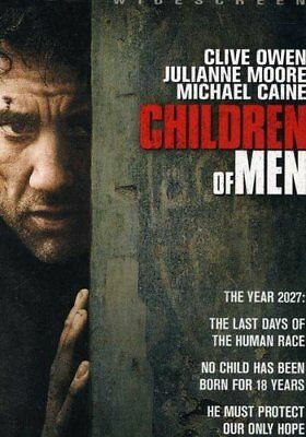 BRAND NEW & SEALED: Children of Men (DVD, 2007, Anamorphic Widescreen)