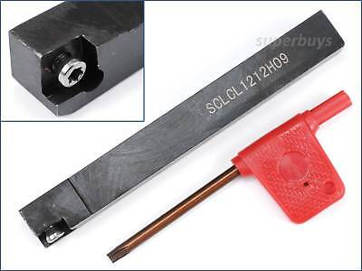 SCLCL1212H09 12mm x 100mm Lathe Indexable Boring Bar Holder Turning Cutting Tool