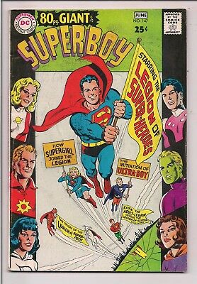 Superboy #147 (May-June 1968, DC)