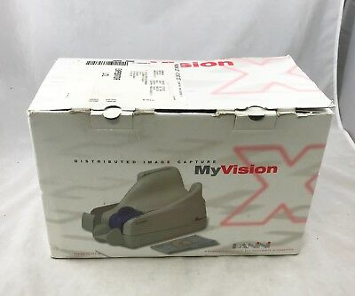 Panini My Vision X30 Check Reader; New In Open Box