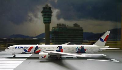 Phoenix 1/400 Diecast Aircraft Model B777-300ER,Russian azur air,11495