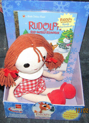 Rudolph The Red Nosed Reindeer and Friends RARE JC Penney Exclusive Gift Set