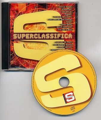 Superclassifica - TV Sorrisi e Canzoni - Autori Vari - CD-Audio - Giallo