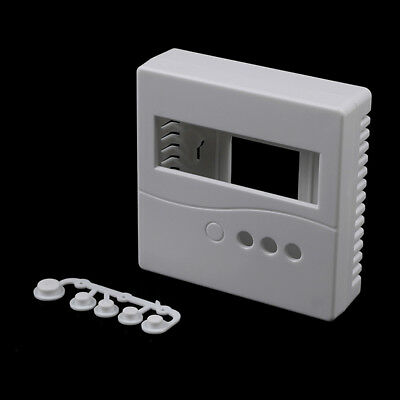 86 Plastic project box enclosure case for diy LCD1602 meter tester with button I