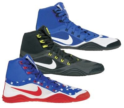 NIKE HYPERSWEEP WRESTLING Shoes (boots) Ringerschuhe