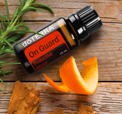 doTERRA On Guard 15ml Protective Therapeutic Essential Oil Aromatherapy 40%OFF