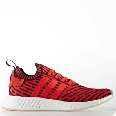 fbdfabe86ba08 Adidas Original NMD R2 PK Runner Shoes Running Sneakers BB2910 Size 4-12