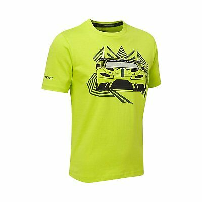 New! 2018 Aston Martin Racing Childrens Car T-Shirt Kids Junior Age 3 to 14 Yrs