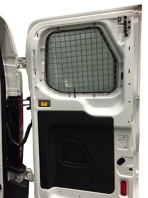 Ford Transit Van - LOW ROOF - Safety Window Screens set of 2 Rear 2015 - 2019