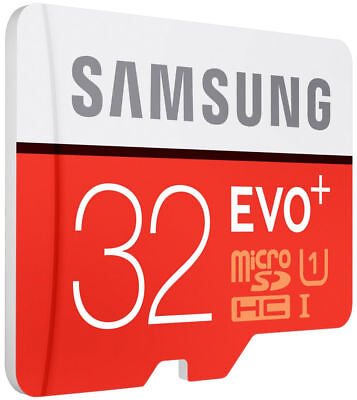 UK 32GB Micro SD Card Samsung SDHC EVO UHS-I Class 10 TF Memory Card FAST FV