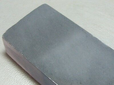 Natural grey slate sharpening water razor hone stone