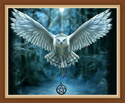 Owl Harry Potter Full Drill DIY 5D Diamond Painting Embroidery Cross Stitch Kits