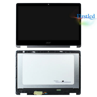 FHD Acer Aspire R5-571T-59DC LCD Display Screen Touch Replacement w/Bezel 15.6""