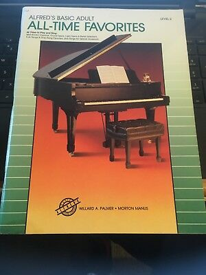 ALFRED'S BASIC PIANO Library Piano Hymn Book Level 3 book - $4 95