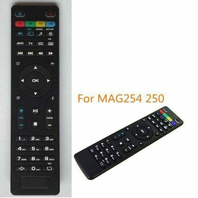 REPLACEMENT REMOTE CONTROL Black for DREAMBOX 500 S/C DM500