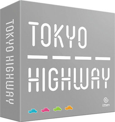 Tokyo Highway Board Game Brand New Factory Sealed NIB Asmodee Editions