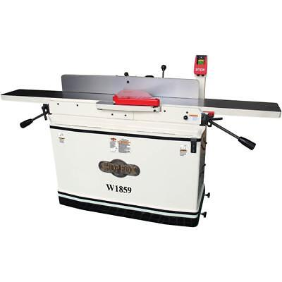 "Shop Fox W1859—8"" x 76"" Parallelogram Jointer with Mobile Base (New for 2019)"