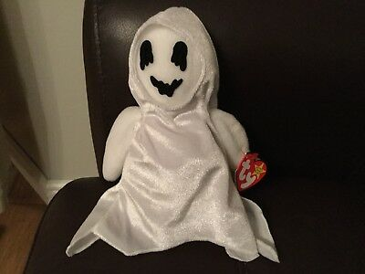 Sheets ty beanie baby - retired original with tag halloween ghost 1999 Ty babies