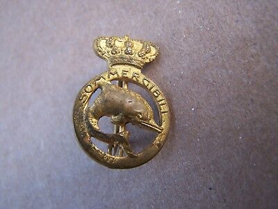 SUBMARINE of ITALIAN NAVY ( SOMMERGIBILI ) - Italy original vintage pin badge