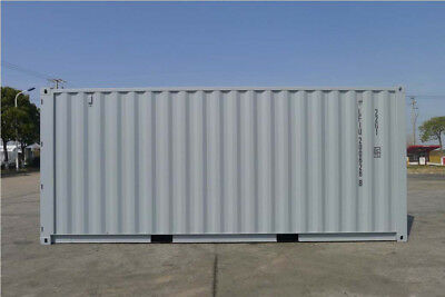 "20ft New ""one-trip"" shipping/ storage container in Dallas, Tx."