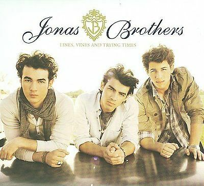 Lines, Vines and Trying Times Used - Acceptable [ Audio CD ] Jonas Brothers