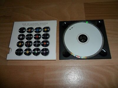 The Beautiful South - Solid Bronze (Rare Slide Pack Edition 19 Track Cd Album)