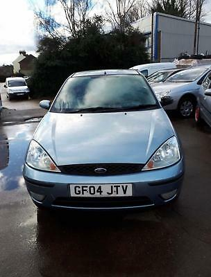 ✅ 2004 Ford Focus AUTOMATIC 1.6 i 16v Zetec 5dr ✅