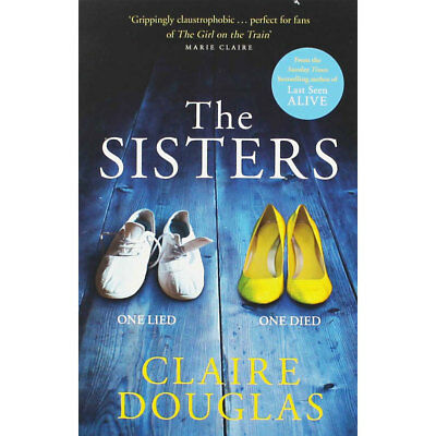 The Sisters by Claire Douglas (Paperback), Fiction Books, Brand New