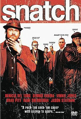 Snatch [Widescreen Edition] DVD Used - Acceptable [ DVD ]
