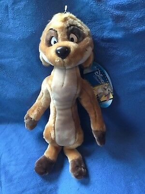 Disney Classics The Lion King Timon Plush By Birthdays Rare