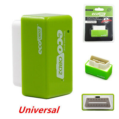 1PC Eco OBD2 Economy Fuel Saver Remapping Tuning Box Chip for Benzine Petrol Car