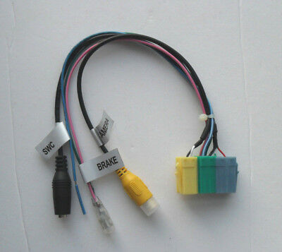 JENSEN /& Phase Linear Original Wire Harness VM9225BT