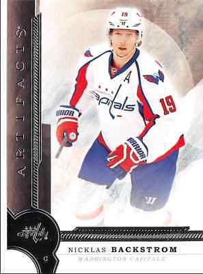 2016-17 Upper Deck Artifacts Backstrom Washington Capitals #33