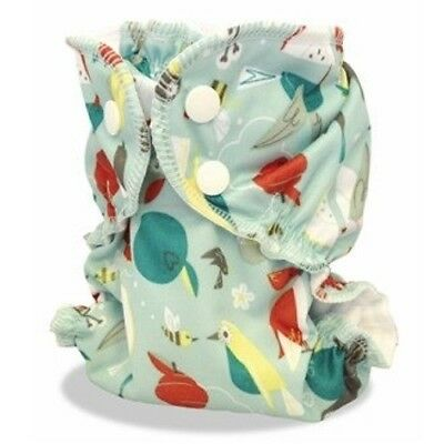 Applecheeks Cloth Diaper Cover Size 1 NEW - Wingin It
