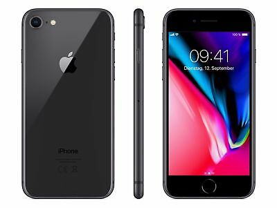 Apple Iphone 8 64Gb Nero Gray Nuovo Garanzia 24 Mesi 64 Gb