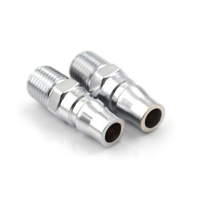 2x Euro Air Line Hose Connector Fitting Female Quick Release 1/4 inch BSP Male R